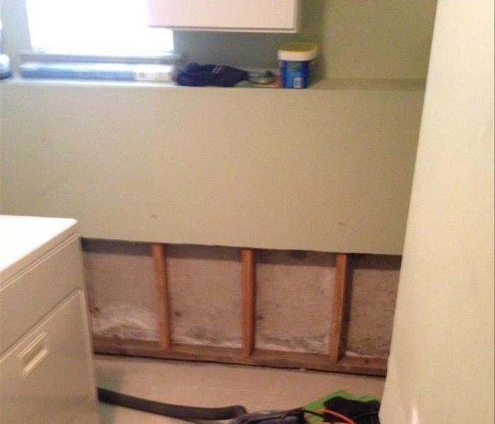 Storm Damage causes water intrusion in Sewell NJ 08080 After